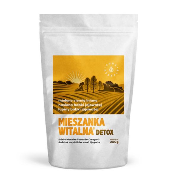 Mieszanka Witalna Detox 200 g