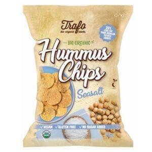 Chipsy z ciecierzycy z solą morską BIO 75g