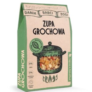 Zupa grochowa 100g