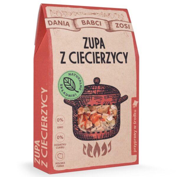 Zupa z ciecierzycy 70g