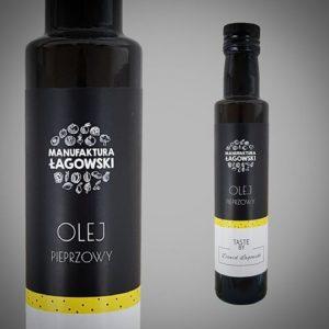 Olej pieprzowy 250 ml Manufaktura Łagowski