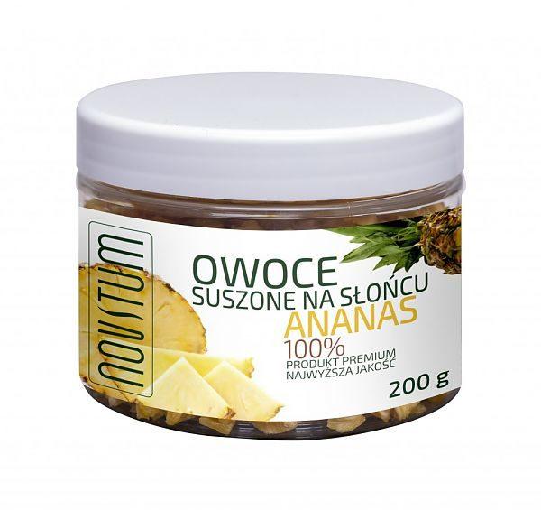 Ananas Suszony 200g