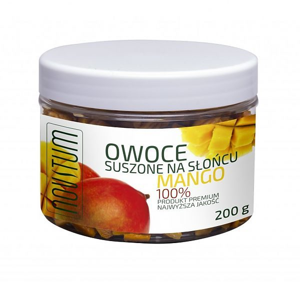 Mango Suszone 200g