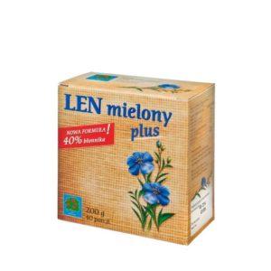 LEN MIELONY PLUS 200G