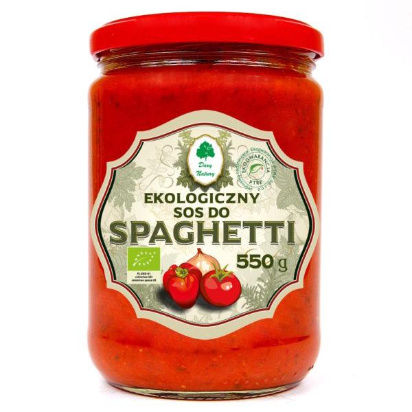 SOS DO SPAGHETTI EKO 550 G