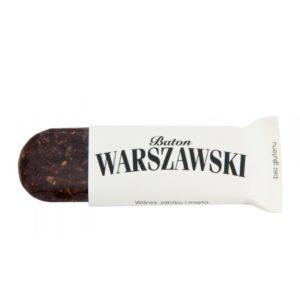 Baton warszawski - Wiśnia, jabłko i mięta 60 G