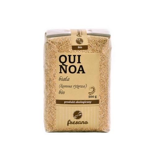 Quinoa biała (komosa ryżowa) BIO 500g