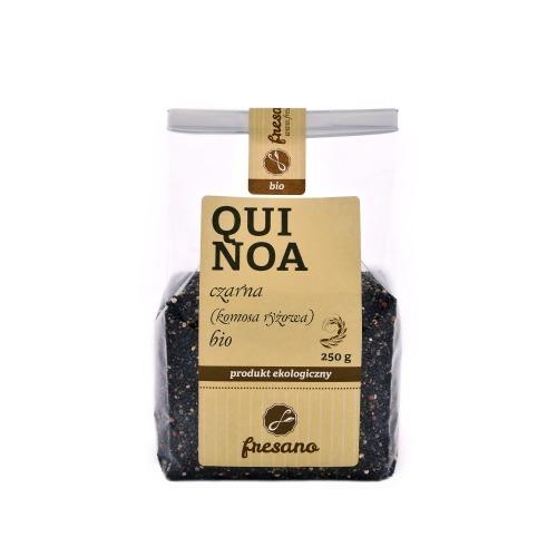 Quinoa czarna (komosa ryżowa) BIO 250 G