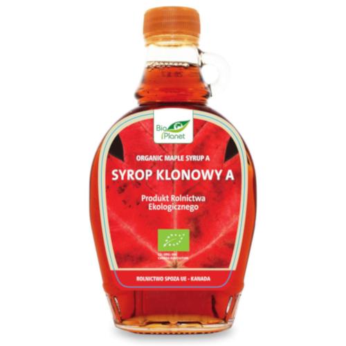 SYROP KLONOWY A BIO 250 ml