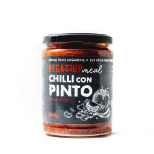 Chilli con PINTO - Gotowe danie wegańskie 440 G