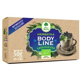 Herbatka Body Line EKO 25x2g