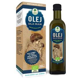 Olej dla mam EKO 250ml - Suplement diety
