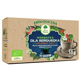 Herbatka dla serduszka EKO 25x2g