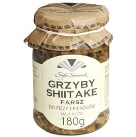 Grzyby shiitake farsz - 180 g