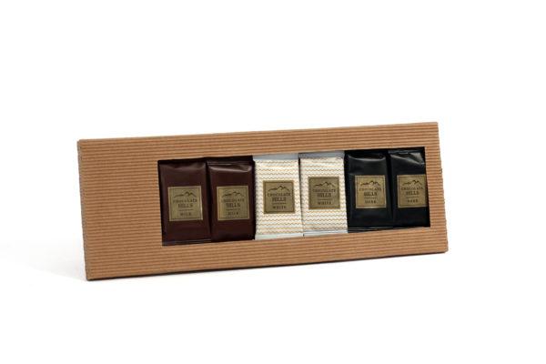 Czekoladki Chocolate Hills (z okienkiem)