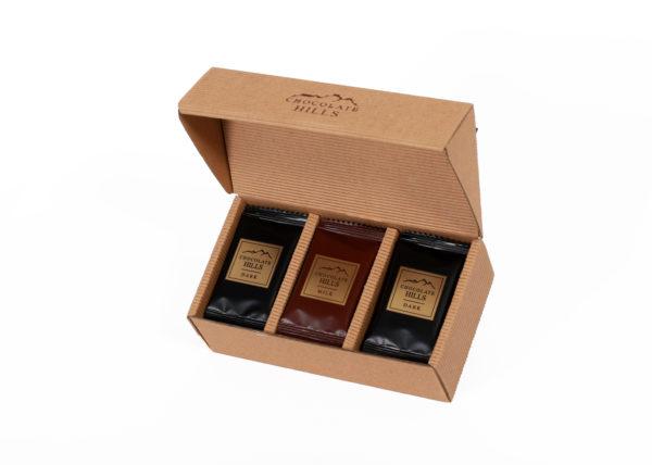 Czekoladki Chocolate Hills z ekstraktem z liści morwy białej, bez cukru