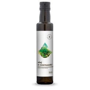 Olej z czarnuszki - zimnotłoczony (250ml)