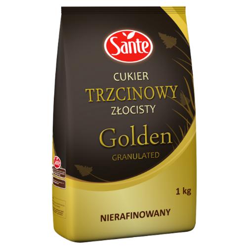 CUKIER TRZCINOWY GOLDEN GRANULATED 1KG