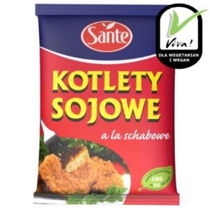 KOTLETY SOJOWE À LA SCHABOWE 100G