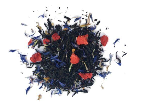 Black Meadow. Herbata czarna z pomarańczą 80G