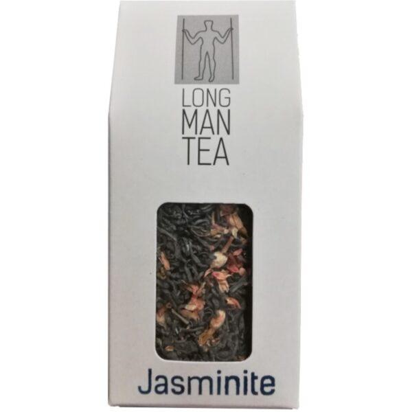 Jasminite. Herbata zielona z płatkami jaśminu 80G