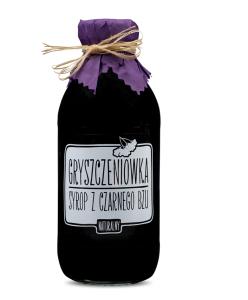 Syrop z czarnego bzu 330 ml