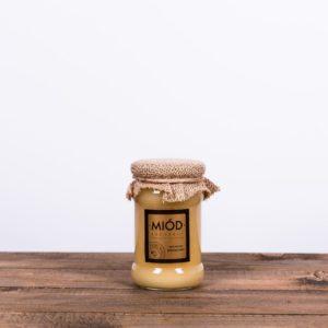 Miód rzepakowy 0,40 kg słoik twist off