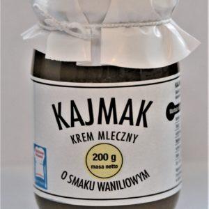 Kajmak Waniliowy 200 g