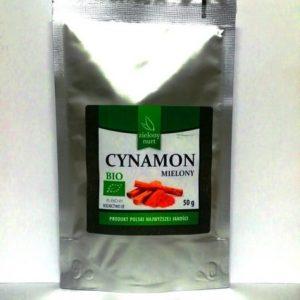 Cynamon mielony BIO 50g