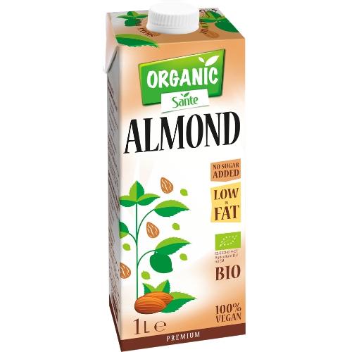 Organic Sante napój migdałowy bez dodatku cukru 1L