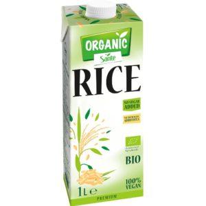 Organic Sante napój ryżowy bez dodatku cukru 1L