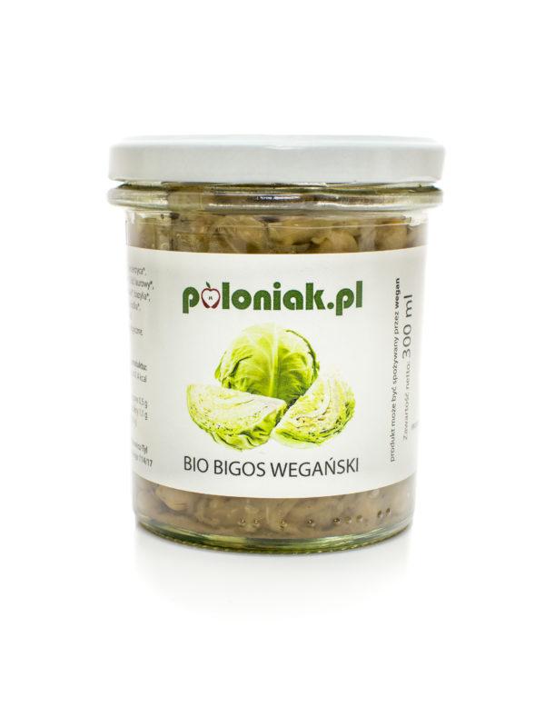 BIO Bigos wegański z ciecierzycy 300 g