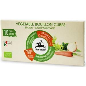 Bulion (kostki warzywne) BIO 100 g - ALCE NERO
