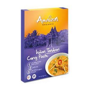 Pasta Curry Tandoori BIO 80 g - AMAIZIN