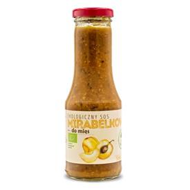 Ekologiczny sos mirabelkowy - do mięs 300g