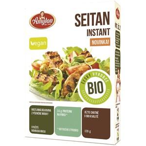 Seitan w proszku BIO 120g - Amylon