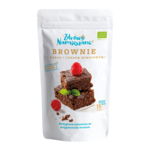 Brownie z kakao i cukrem kokosowym (290 g)