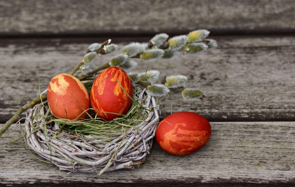 Wegańska Wielkanoc: potrawy na święta wielkanocne