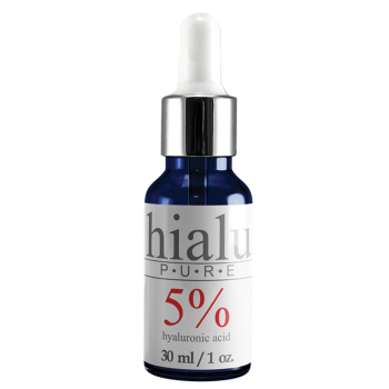 HIALU PURE – 5% serum z czystym kwasem hialuronowym 30 ml