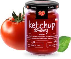 Ketchup domowy 156 g