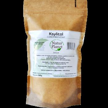 Ksylitol - cukier brzozowy 500 g