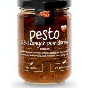 Pesto z suszonych pomidorów 140 g