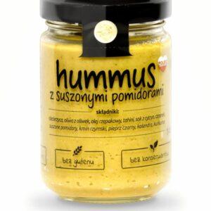Hummus z suszonymi pomidorami 140 g