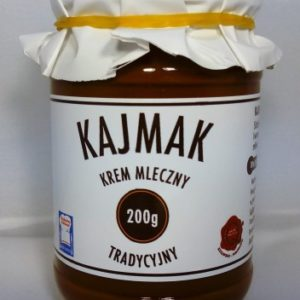 Kajmak tradycyjny (mały) 200 g