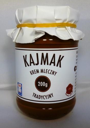 Kajmak czekoladowy (mały) 200 g