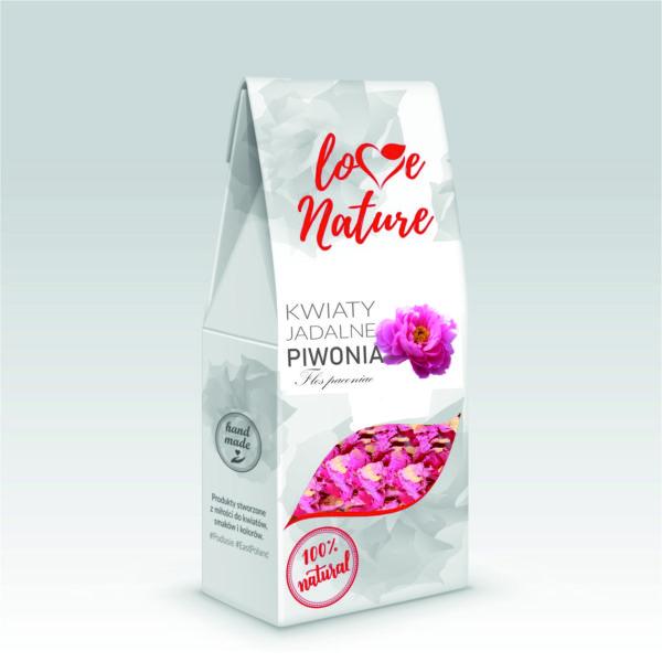 Kwiaty Piwonii Lekarskiej 10 g