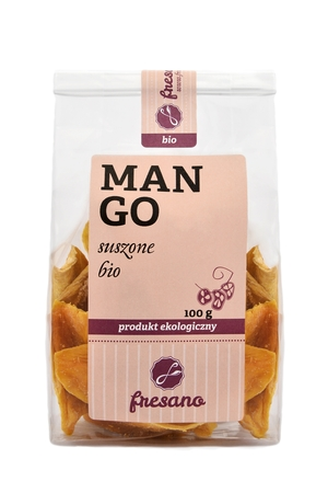 Mango suszone BIO 100g