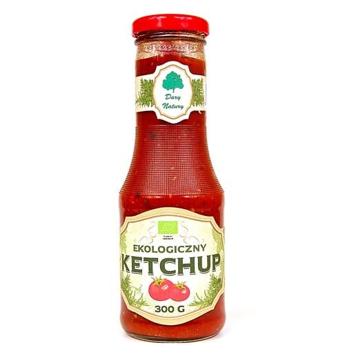 Ketchup Pomidorowy eko 300g