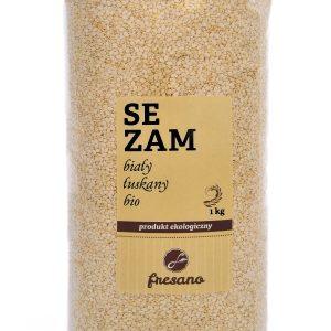 Sezam biały łuskany BIO 1kg