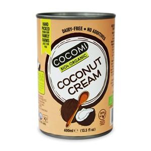 Zagęszczony produkt kokosowy bez gumy guar BIO 400 g